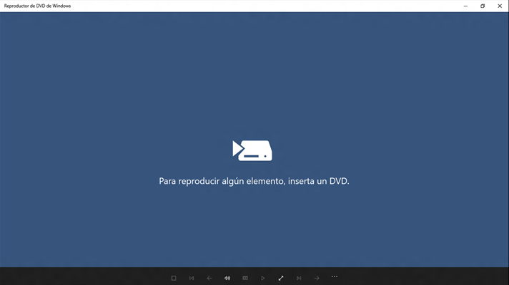 Imagen - Descarga Windows DVD Player para Windows 10