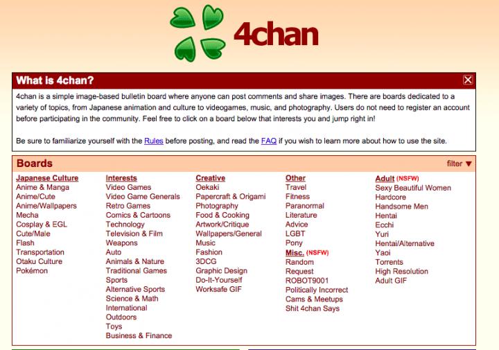 Imagen - 4chan, vendido a 2channel
