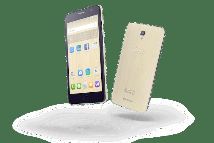Imagen - Alcatel One Touch Pop Star, el smartphone con estilo