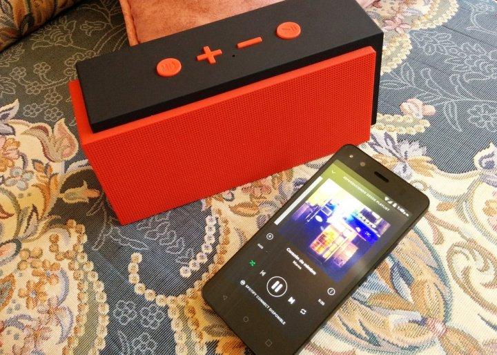 Imagen - Review: Inateck MarsBox, un altavoz Bluetooth compacto y potente