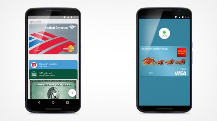 Imagen - Android Pay ya es oficial, aunque con limitaciones