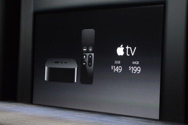 Imagen - Apple TV, renovación a fondo con App Store, Siri y juegos