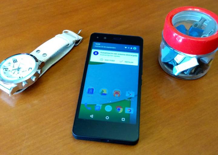 Imagen - bq Aquaris A4.5 se actualiza a Android 6.0 Marshmallow