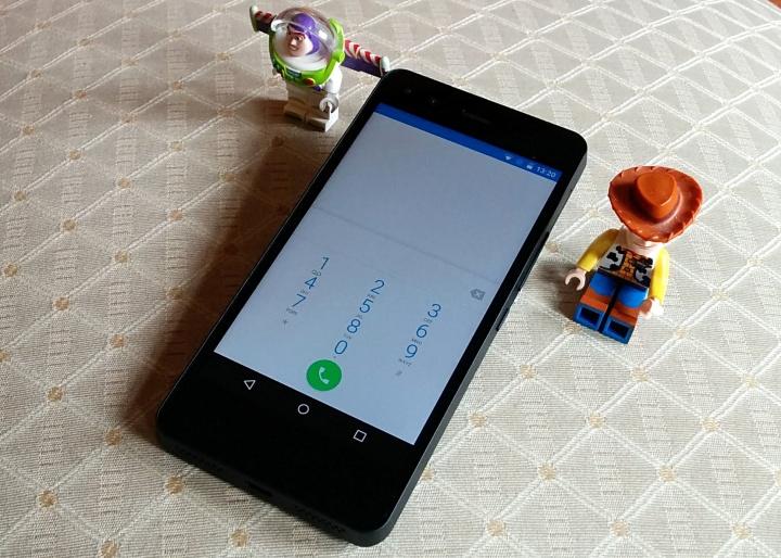 Imagen - Review: bq Aquaris A4.5, el primer Android One español convence