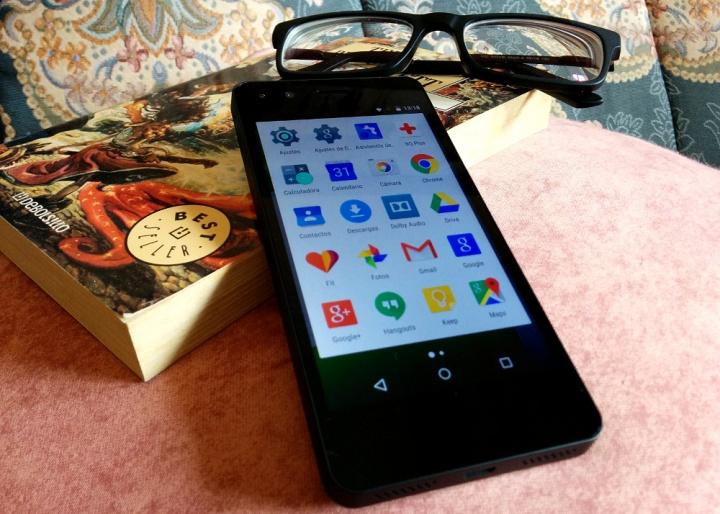 Imagen - Primeras impresiones: bq Aquaris A4.5, el Android One de la firma española