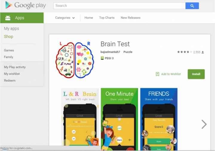 Imagen - Se cuela malware en Google Play Store y consigue medio millón de descargas