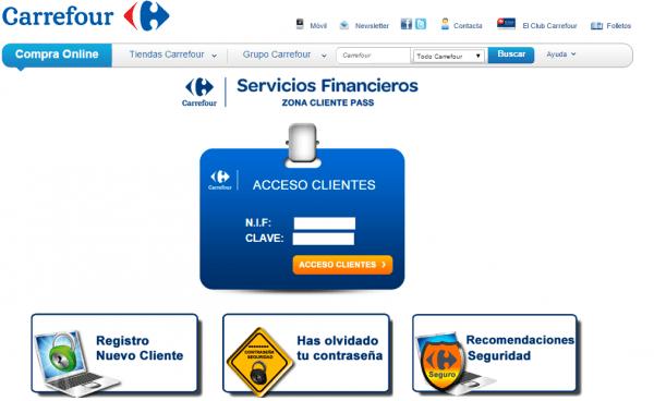 Imagen - Cuidado con los falsos emails de Carrefour