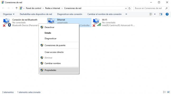 Imagen - Cómo cambiar los DNS en Windows 10