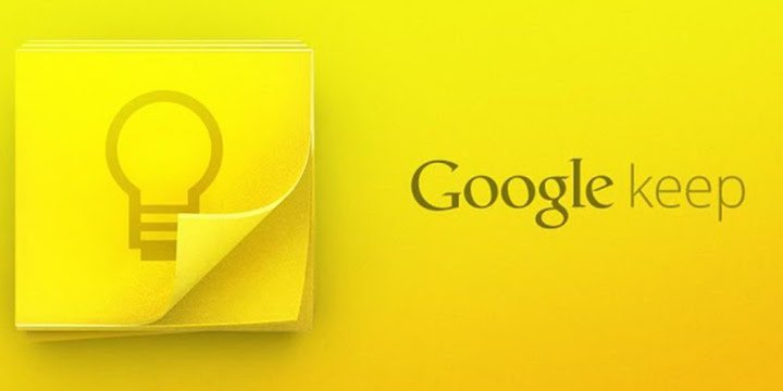 Descarga Google Keep para iOS