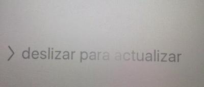 "Imagen - Solución: iOS 9 ""Deslizar para actualizar"""