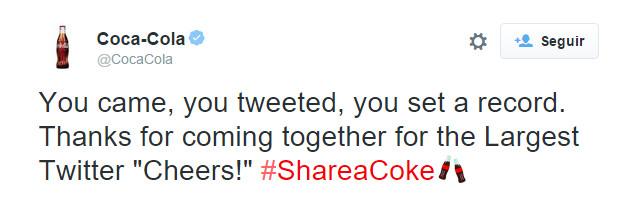 Imagen - Twitter prueba el emoji de Coca-Cola como parte de una campaña de publicidad