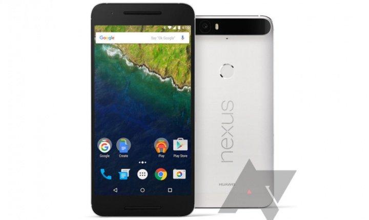 El Nexus 6P filtrado en detalle: más fotos oficiales y especificaciones
