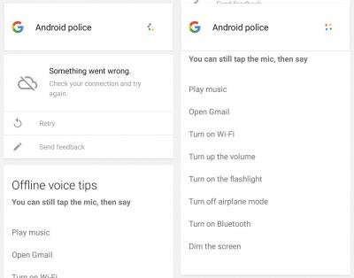 Imagen - Google Now ya funciona offline
