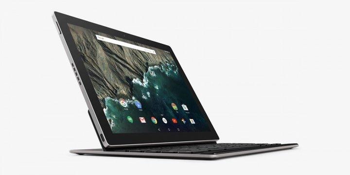 Google Pixel C, la nueva tablet con teclado orientada a la productividad