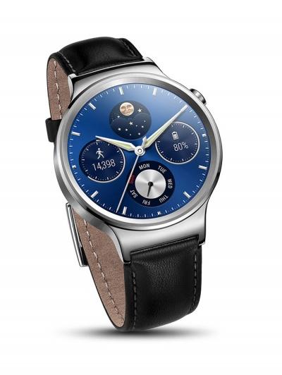 Imagen - Huawei Watch viene a plantarle cara al Apple Watch