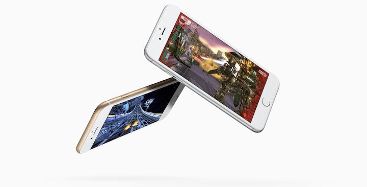 Imagen - iPhone 6s e iPhone 6s Plus: precios con Movistar