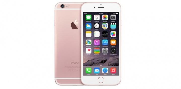 Imagen - Oferta: iPhone 6s de 64GB Oro Rosado por 160€ menos en Amazon
