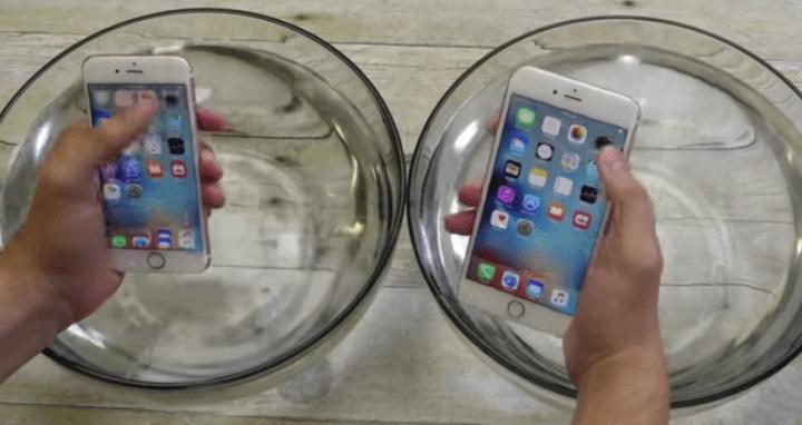 Imagen - iPhone SE también se dobla y es menos resistente