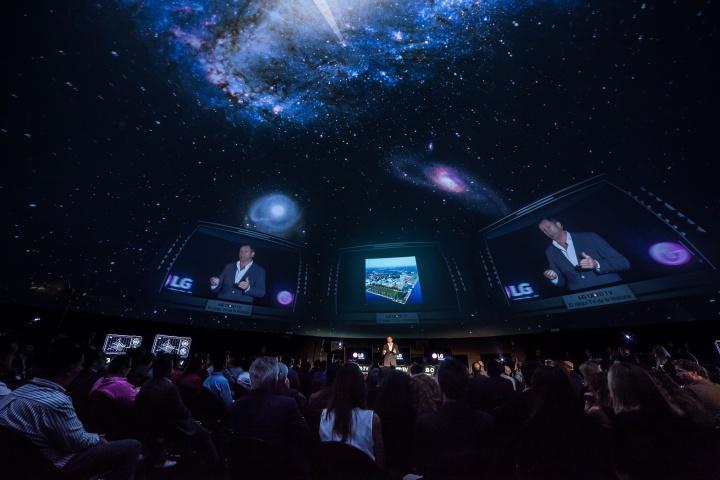 LG apuesta por la tecnología OLED con nuevos televisores