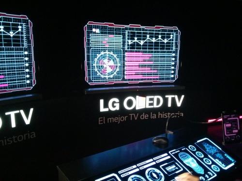 Imagen - LG apuesta por la tecnología OLED con nuevos televisores
