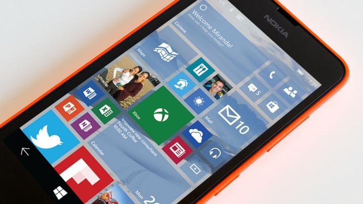 Windows 10 Mobile llegará a finales de enero