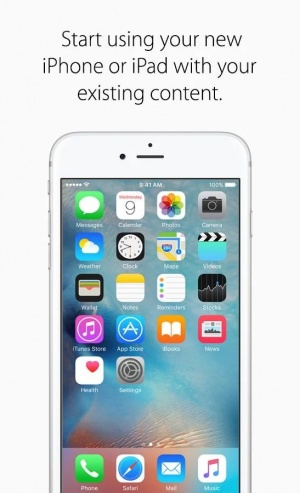 Imagen - Move to iOS, la app de Apple para migrar Android a iOS