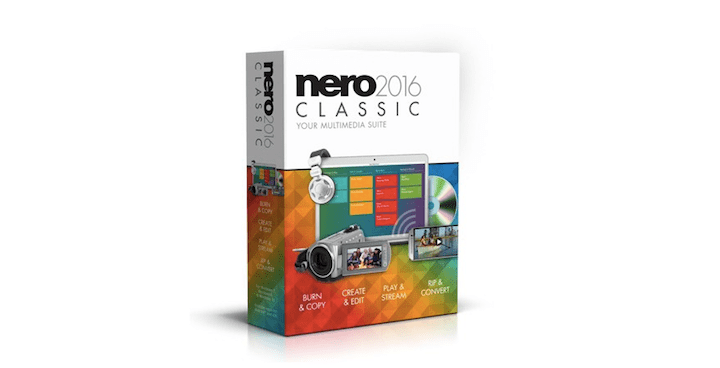 """Descarga el nuevo """"todo en uno""""  Nero 2016"""