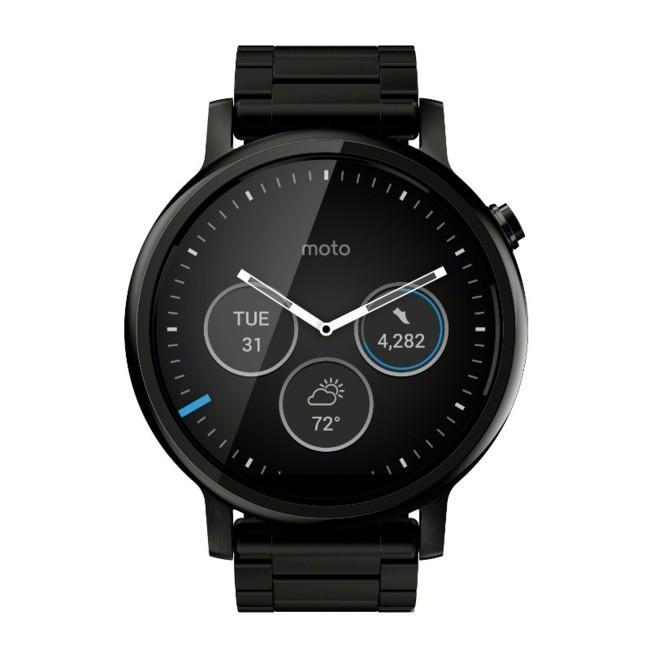 Imagen - Nuevo Moto 360 2ª generación, el renovado smartwatch de Motorola