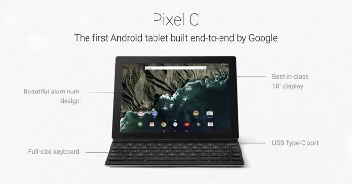 Imagen - Google Pixel C, la nueva tablet con teclado orientada a la productividad