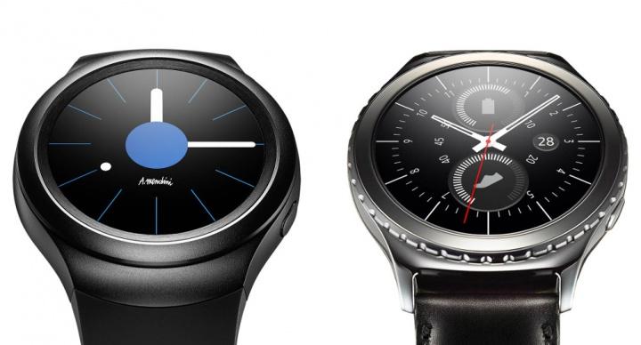 Samsung Gear S2, la gama de smartwatches con pantalla circular y Tizen