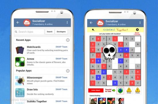 Imagen - Socializer Messenger, el nuevo WhatsApp de Samsung