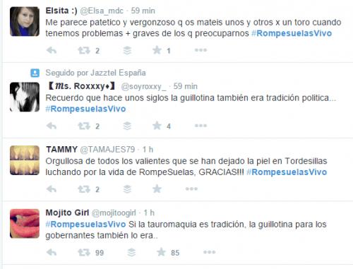 Imagen - Anonymous ataca la web de Tordesillas en protesta por el Toro de la Vega