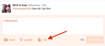 Imagen - Twitter está experimentando con encuestas