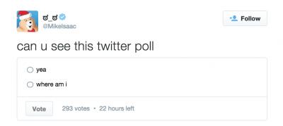 Imagen - Twitter lanzará oficialmente las encuestas en Android, iOS y versión web