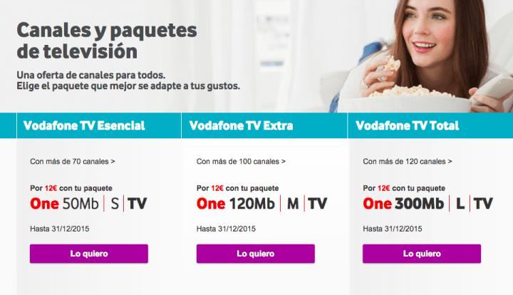 Imagen - Netflix llega a España de la mano de Vodafone