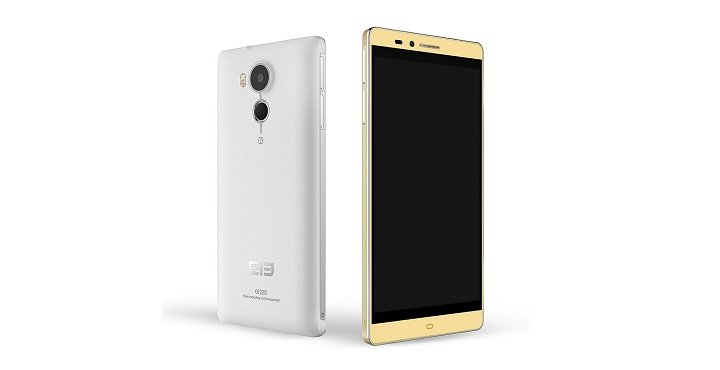 Elephone Vowney: Pantalla 2K, mucha potencia, Android y Windows 10 Mobile