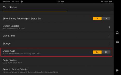 Imagen - Cómo instalar Google Play Store en Amazon Fire Tablet