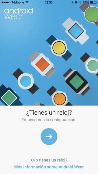 Imagen - Cómo utilizar Android Wear en iPhone