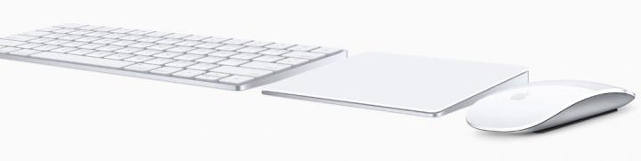Imagen - Apple renueva sus accesorios: Magic Keyboard, Magic Mouse 2 y Magic Trackpad 2