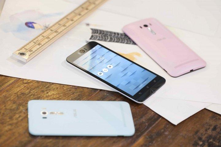 Asus ZenFone 2, ZenFone Selfie, ZenFone 2 Laser y ZenFone Go ya disponibles en España