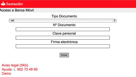 Imagen - Cuidado con los falsos emails del Banco Santander