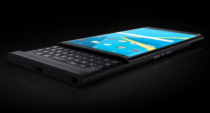 BlackBerry Priv, características y precio del Android con teclado físico