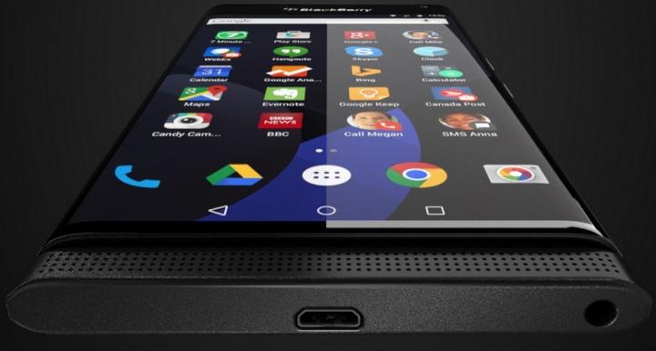 Imagen - BlackBerry Priv, características y precio del Android con teclado físico