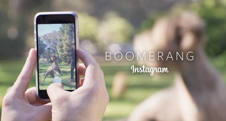 Boomerang: la app de Instagram para crear vídeos de 1 segundo