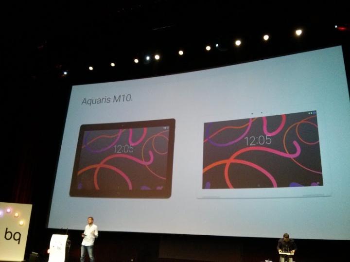Imagen - bq Aquaris M10, precio y especificaciones de la nueva tablet de bq