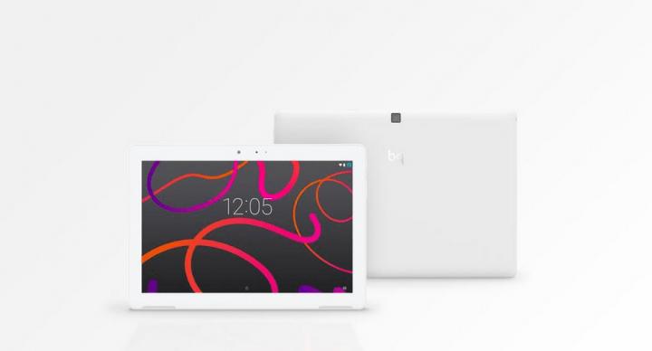 bq Aquaris M10, precio y especificaciones de la nueva tablet de bq