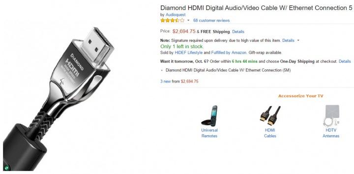Imagen - ¿Vale la pena comprar un cable HDMI de precio elevado?