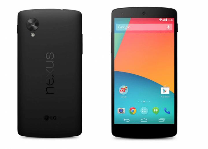 Compra el Nexus 5 por menos de 220 euros