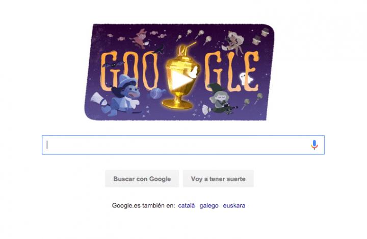 Imagen - Google celebra Halloween con un Doodle