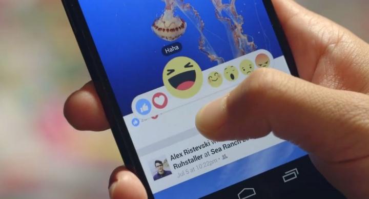 """Imagen - Ya se usa más """"Me encanta"""" que """"Me gusta"""" en Facebook"""